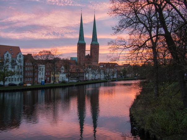 LübeckSunrise